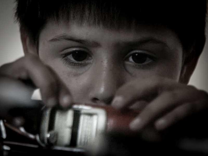 BMW och Barncancerfonden. En film av Mattias Brännholm