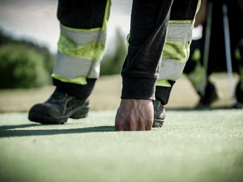 Söderhamns kommun och golfbanan i stan bedriver sedan några år ett samarbetsprojekt.